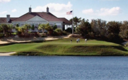 Golf Course Photo, Johns Island Club, South Course, Vero Beach, 32963