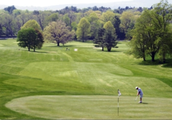 Dinsmore Golf Course,Staatsburg, New York,  - Golf Course Photo