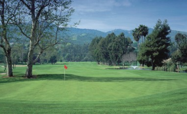 Golf Course Photo, Brookside Golf Club, Number One, Pasadena, 91103