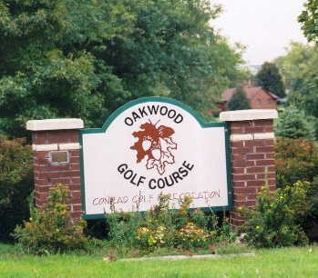 Oakwood Public Golf Course,Conrad, Iowa,  - Golf Course Photo