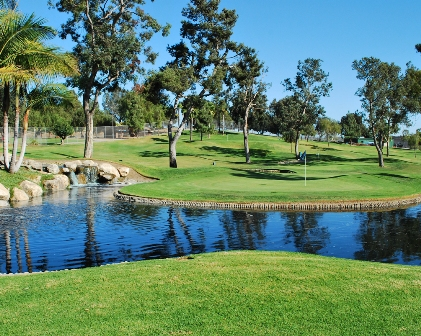 Colina Park Golf Course,San Diego, California,  - Golf Course Photo