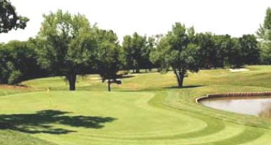 Overland Park Golf Club,Overland Park, Kansas,  - Golf Course Photo
