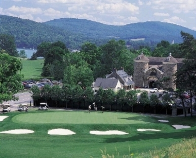 Leatherstocking Golf Course, The,Cooperstown, New York,  - Golf Course Photo