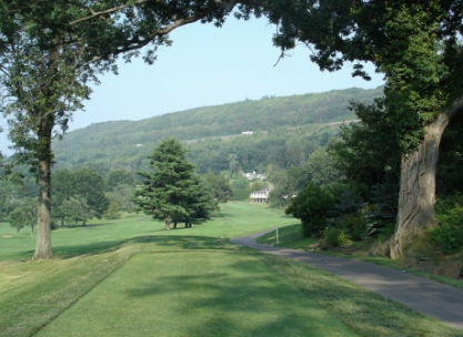 Valley Country Club,Conyngham, Pennsylvania,  - Golf Course Photo