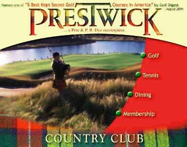 Golf Course Photo, Prestwick Country Club | Prestwick Golf Course, Surfside Beach, 29575