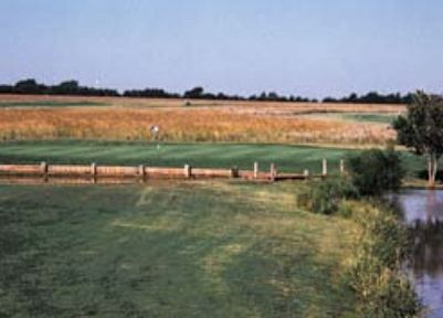 Links At Pretty Prairie, The,Pretty Prairie, Kansas,  - Golf Course Photo