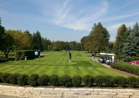 Ravinia Green Country Club,Deerfield, Illinois,  - Golf Course Photo