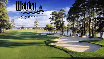 Golf Course Photo, Walden On Lake Conroe Golf & Country Club, Montgomery, 77356