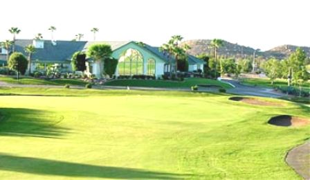 Viewpoint Golf Resort -Championship, Mesa, Arizona, 85207 - Golf Course Photo