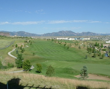 Golf Course Photo, Omni Interlocken Golf Club, Broomfield, 80021