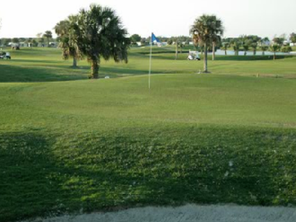 Barefoot Bay Golf & Recreation Park, Barefoot Bay, Florida, 32976 - Golf Course Photo