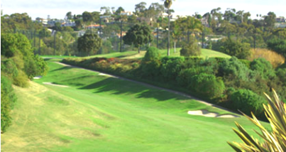 La Jolla Country Club, La Jolla, California, 92038 - Golf Course Photo