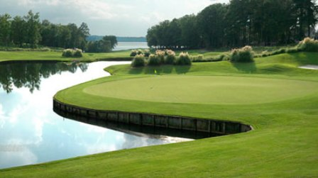 Golf Course Photo, Reynolds Plantation, The Landing, Greensboro, 30642