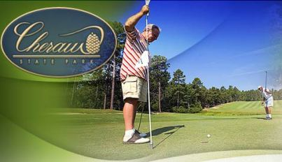 Cheraw State Park Golf Course,Cheraw, South Carolina,  - Golf Course Photo