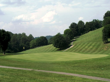 Scott County Park & Golf,Gate City, Virginia,  - Golf Course Photo
