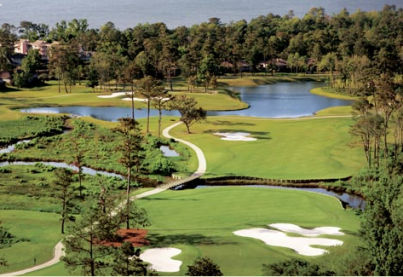 The Colony at the Grand - Dogwood,Fairhope, Alabama,  - Golf Course Photo