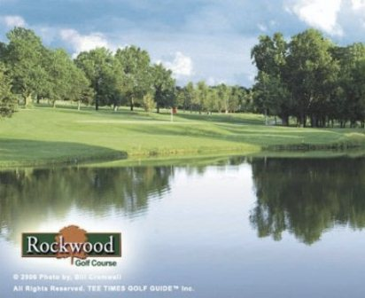 Golf Course Photo, Rockwood Golf Club, CLOSED 2012, Independence, 64052