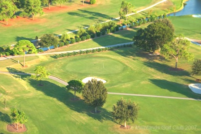 Mainlands Golf Course,Pinellas Park, Florida,  - Golf Course Photo