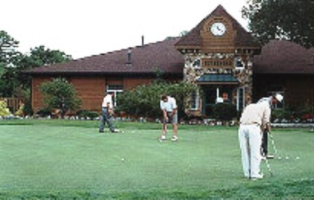 Ocean County Golf Course At Forge Pond, Brick, New Jersey, 08723 - Golf Course Photo