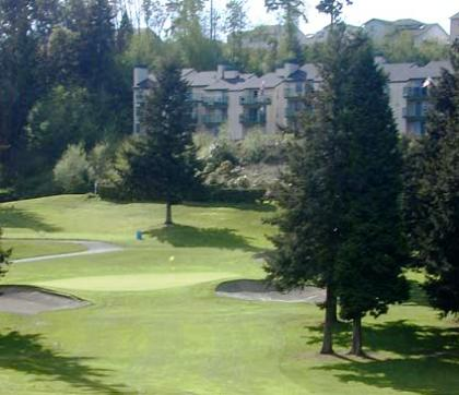 North Shore Golf Club,Tacoma, Washington,  - Golf Course Photo