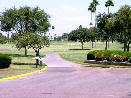 Willowcreek Golf Course -Willowbrook,Sun City, Arizona,  - Golf Course Photo