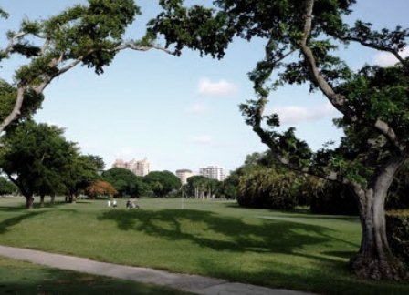 Granada Golf Course,Coral Gables, Florida,  - Golf Course Photo