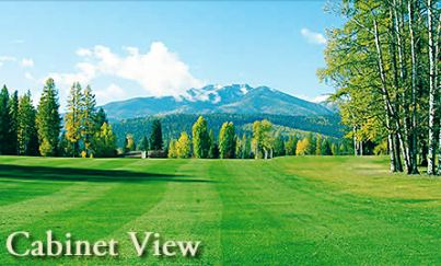 Cabinet View Country Club, Libby, Montana, 59923 - Golf Course Photo