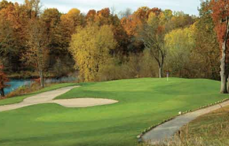 Lynx Golf Course, Otsego, Michigan, 49078 - Golf Course Photo