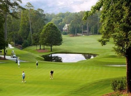 Golf Course Photo, Country Club of the South, Alpharetta, 30022