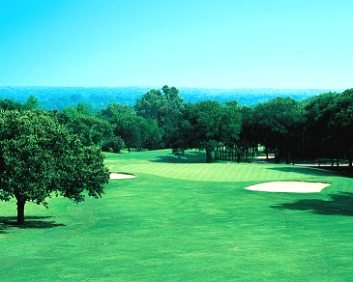 Woodhaven Country Club,Fort Worth, Texas,  - Golf Course Photo
