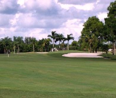 Royal Palm Country Club,Naples, Florida,  - Golf Course Photo