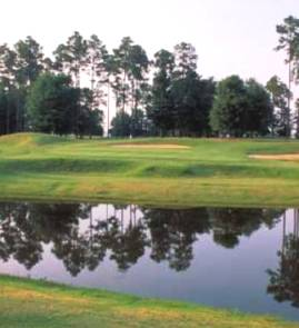 Golf Course Photo, Georgia Veterans Memorial State Park, Cordele, 31015