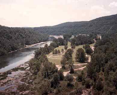 Rivercliff Golf Course,Bull Shoals, Arkansas,  - Golf Course Photo