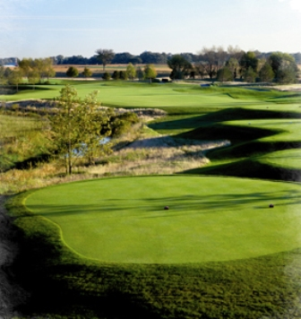 Whisper Creek Golf Club,Huntley, Illinois,  - Golf Course Photo