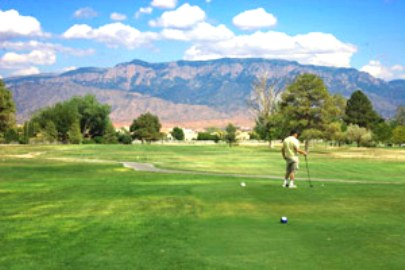 Desert Greens Golf Club, Albuquerque, New Mexico, 87114 - Golf Course Photo