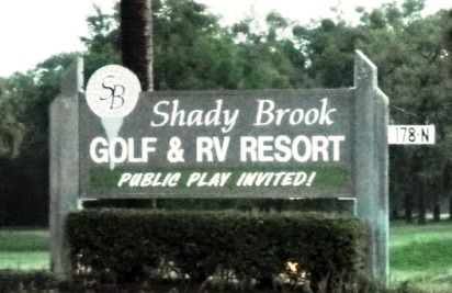 Shady Brook Golf & RV Resort, Sumterville, Florida, 33585 - Golf Course Photo