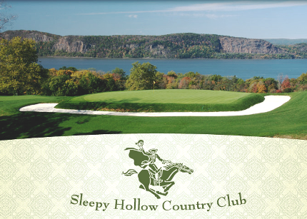Sleepy Hollow Country Club -Nine Hole,Scarborough, New York,  - Golf Course Photo