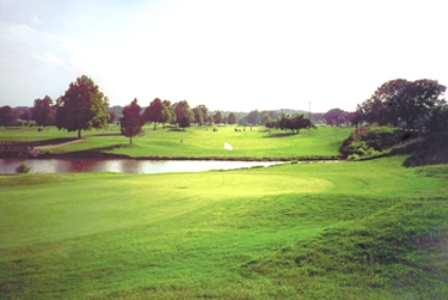 Sapulpa Municipal Golf Course, Sapulpa, Oklahoma, 74067 - Golf Course Photo