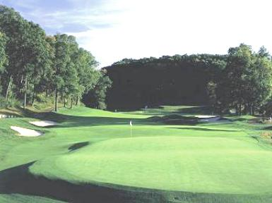 TPC River Highlands,Cromwell, Connecticut,  - Golf Course Photo