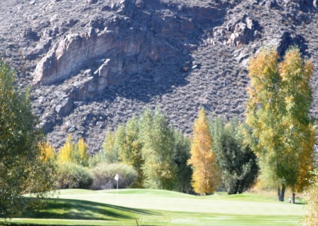 Golf Course Photo, Dos Rios Country Club, Gunnison, 81230