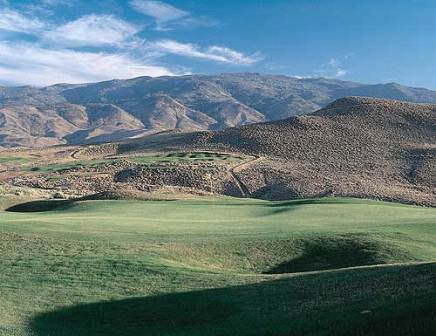 Northgate Golf Club, CLOSED 2009,Reno, Nevada,  - Golf Course Photo
