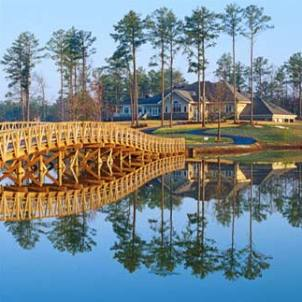 Mirror Lake - Lake Course,Villa Rica, Georgia,  - Golf Course Photo