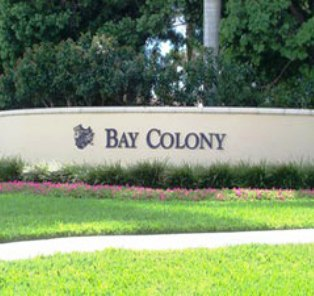 Bay Colony Golf Club,Naples, Florida,  - Golf Course Photo