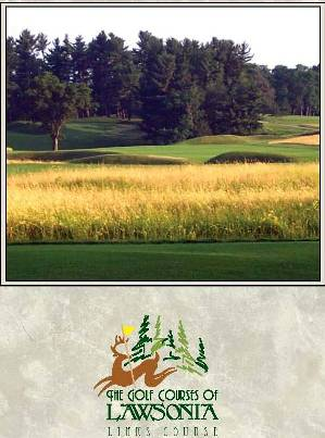 Lawsonia Golf Course, Links Course,Green Lake, Wisconsin,  - Golf Course Photo