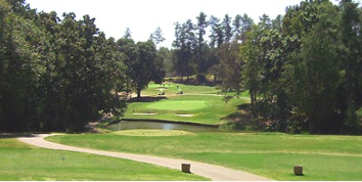 Golf Course Photo, Boscobel Country Club, Pendleton, 29670