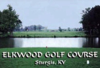 Golf Course Photo, Elkwood Golf Course, Sturgis, 42459