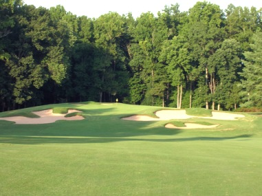 Tanglewood Park -Championship,Clemmons, North Carolina,  - Golf Course Photo