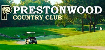 Prestonwood Country Club, Creek,Dallas, Texas,  - Golf Course Photo