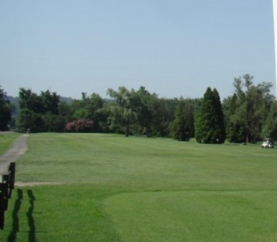 Golf Course Photo, Riviera Country Club, Lesage, 25537