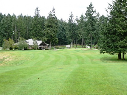 Golf Course Photo, Whispering Firs Golf Club, Joint Base Lewis-McChord, 98438